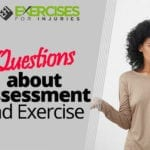 Questions about Assessment and Exercise