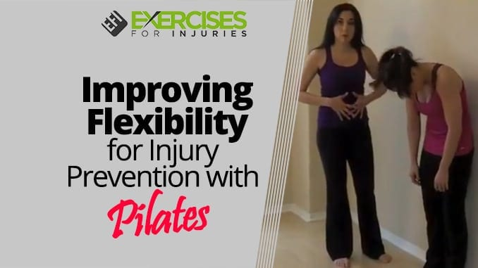 Improving Flexibility for Injury Prevention with Pilates