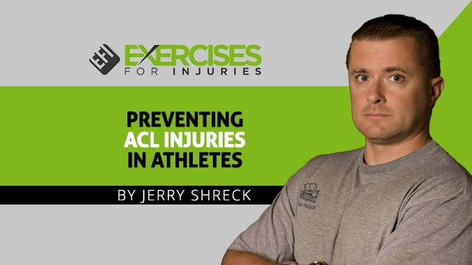 Preventing ACL Injuries in Athletes