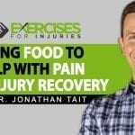 Using Food to Help with Pain and Injury Recovery with Dr Jonathan Tait