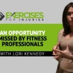 An Opportunity Missed by Fitness Professionals