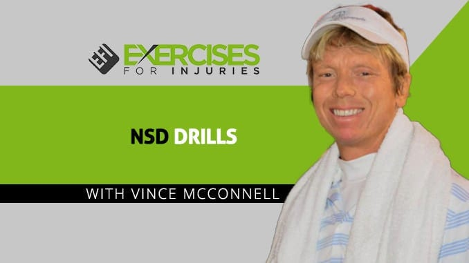 NSD Drills with Vince McConnell