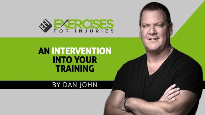 An Intervention Into Your Training by Dan John