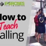 How to Teach Falling