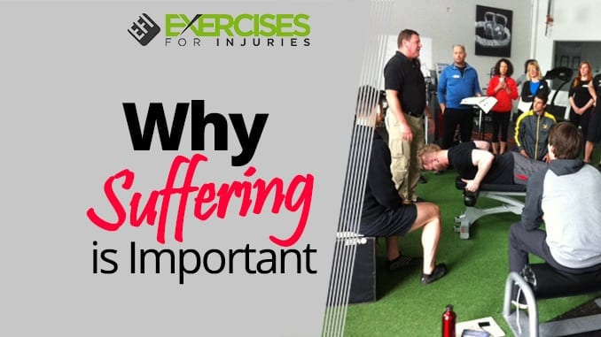 Why Suffering is Important