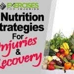 5 Nutrition Strategies For Injuries & Recovery