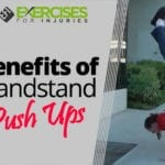 Benefits of Handstand Push Ups