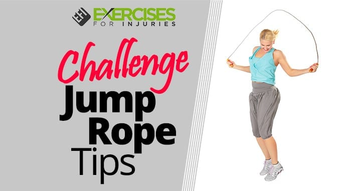 Challenge Jump Rope Tips