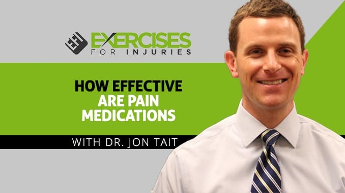 How Effective Are Pain Medications with Dr. Jon Tait