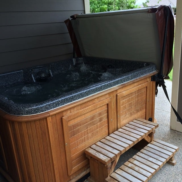 Black Rod Hot Tub