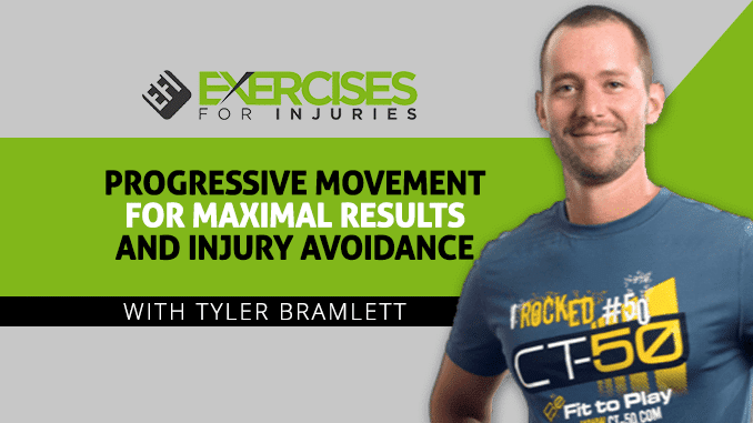 Progressive Movement for Maximal Results and Injury Avoidance