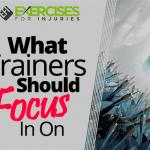 What Trainers Should Focus In On