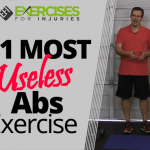 #1 MOST USELESS Abs Exercise