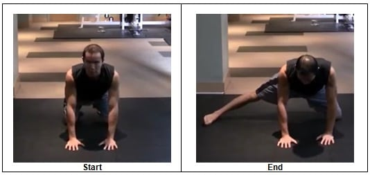 Adductor Contract Relax Stretch
