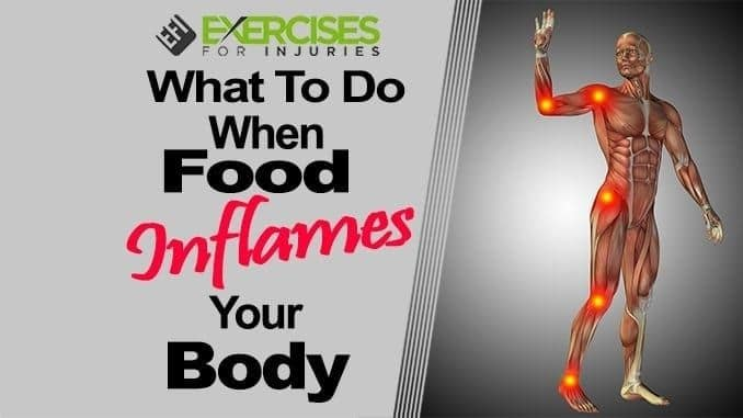 What to Do When Food Inflames Your Body