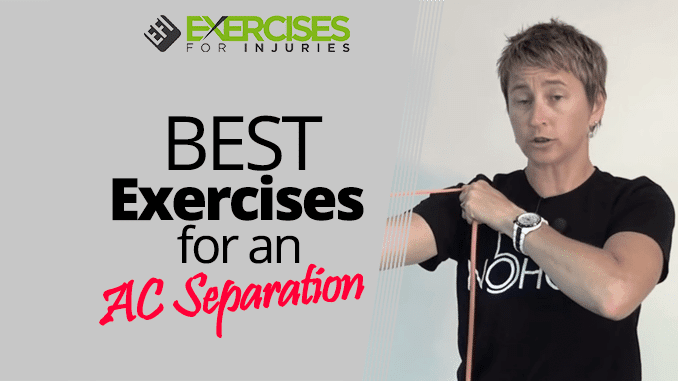 BEST Exercises for an AC Separation