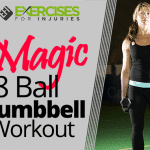 Magic 8 Ball Dumbbell Workout