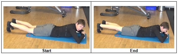 Prone Hip Extension 2