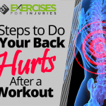 4 Steps to Do If Your Back Hurts After a Workout