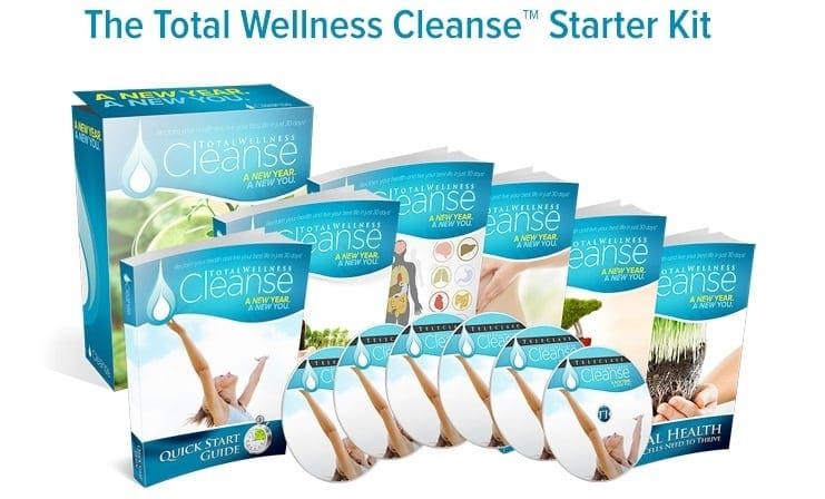Total Wellness Cleanse 1