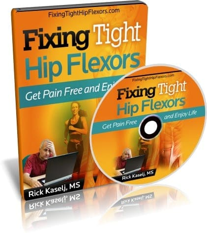 fixing tight hip flexors