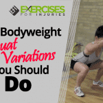 3 Bodyweight Squat Variations You Should Do