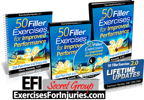 50 Filler Exercises for Improved Performance 2.0 by Rick Kaselj