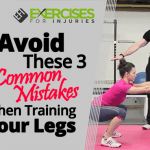 Avoid These 3 Common Mistakes When Training Your Legs