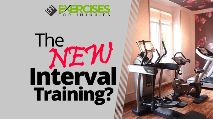 The NEW Interval Training