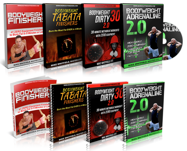 Bodyweight Finishers System 2.0