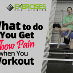 What to do if You Get Elbow Pain when You Workout