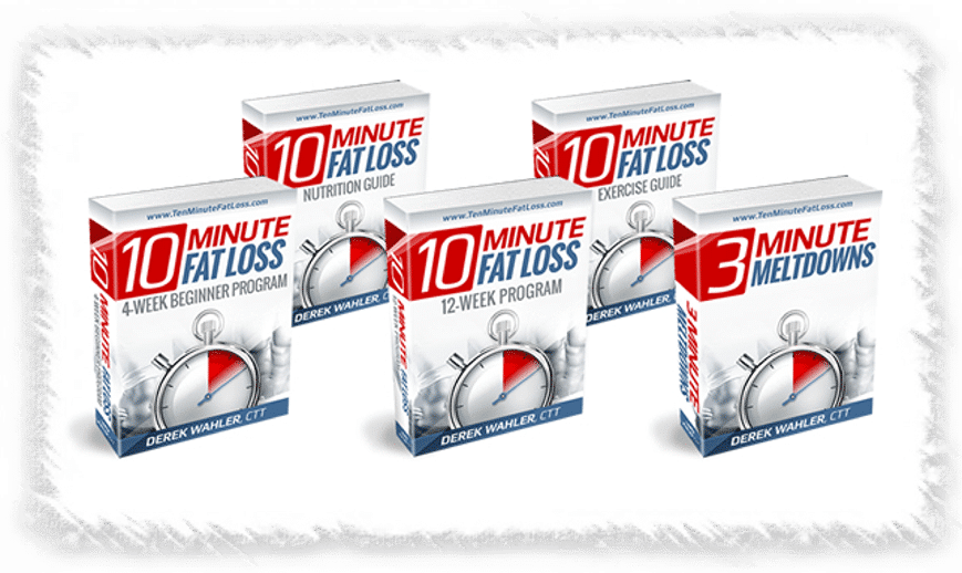 10 minute fat loss productbundle