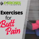 3 Exercises for Butt Pain