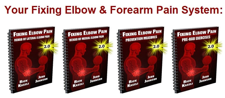 Fixing Elbow & Forearm Pain System
