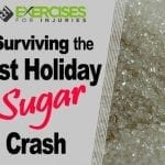 Surviving the Post Holiday Sugar Crash