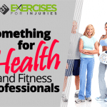 Something for Health and Fitness Professionals
