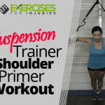Suspension Trainer Shoulder Primer Workout