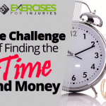 The Challenge of Finding the Time and Money