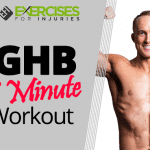GHB 8 Minute Workout