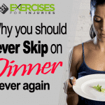 Why you should NEVER skimp on Dinner ever again
