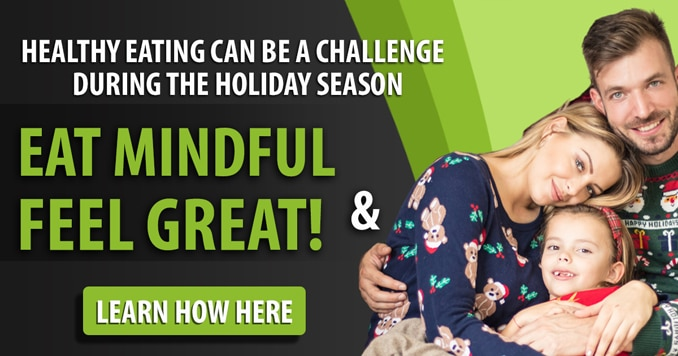 10 Tricks for Eating Mindfully During the Holiday
