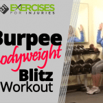 Burpee Bodyweight Blitz Workout