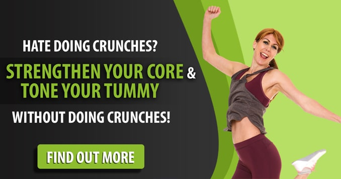 Tummy Toning for Those Who Hate Crunches