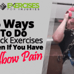 5 Ways To Do Back Exercises Even If You Have Elbow Pain