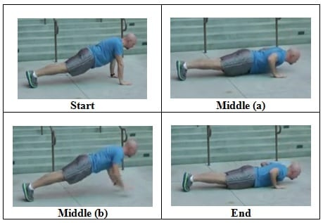 Explosive Push Up