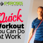 Quick Workout You Can Do At Work