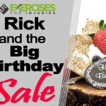 Rick and The Big Birthday Sale