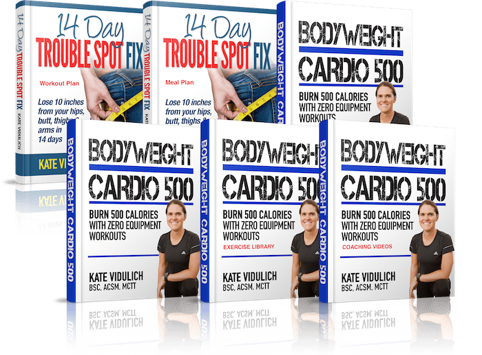 The Bodyweight Cardio 500 System