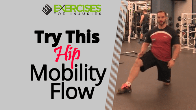 Try This Hip Mobility Flow