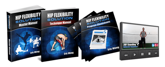 Hip Flexibility Solution
